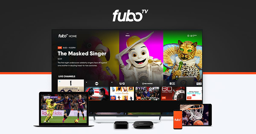 fubotv sign up