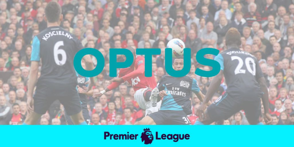 watch premier league on optus sports