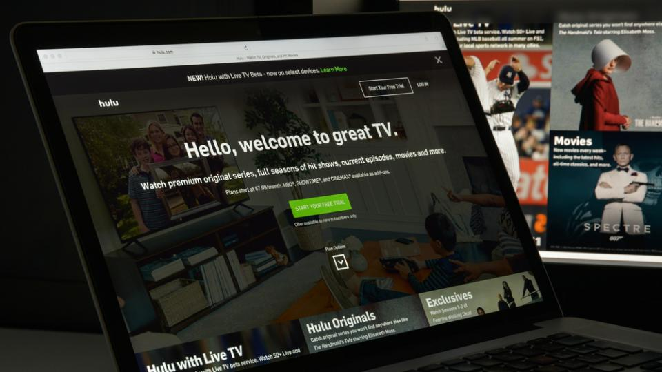 watch hulu online