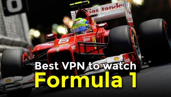 Watch F1 Online with the Best VPN in 2020