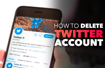 How to Quickly Delete Your Twitter Account?