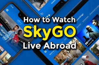 Can You Watch Sky Go Abroad? Yes, with a VPN.